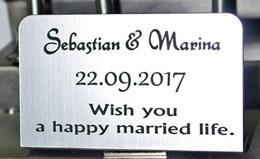 Figurka na prezent ślubny